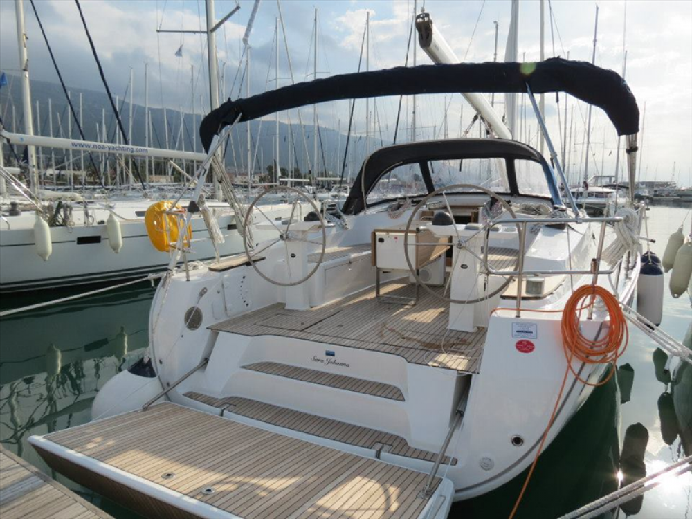 Rental yacht Croatia - Bavaria Bavaria Cruiser 45 - 4 cab. on SamBoat