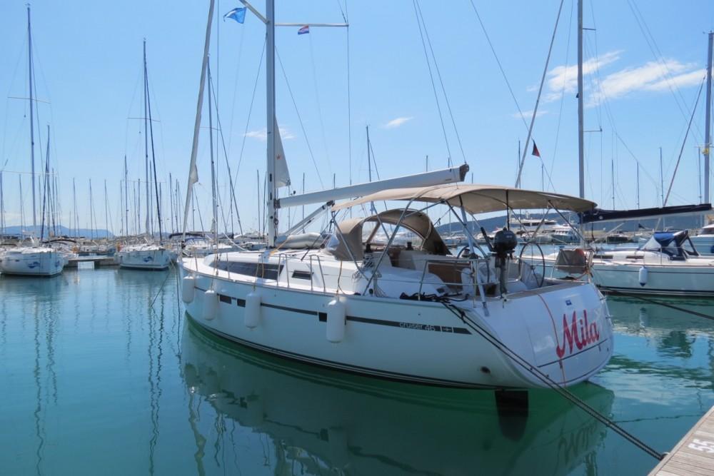 Boat rental Marina Kaštela cheap Bavaria Cruiser 46 - 4 cab.