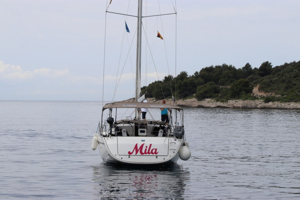 Rental yacht Marina Kaštela - Bavaria Bavaria Cruiser 46 - 4 cab. on SamBoat