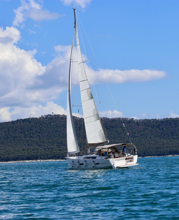 Dufour Dufour 460 GL between personal and professional Croatie