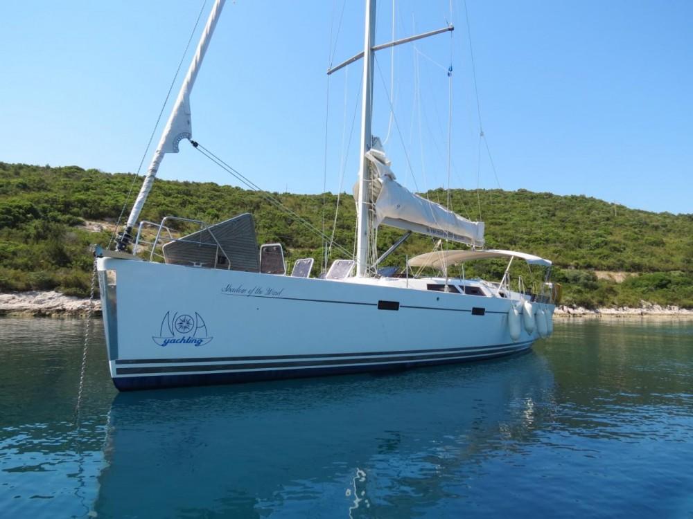 Boat rental Hanse Hanse 470 in Croatia on Samboat