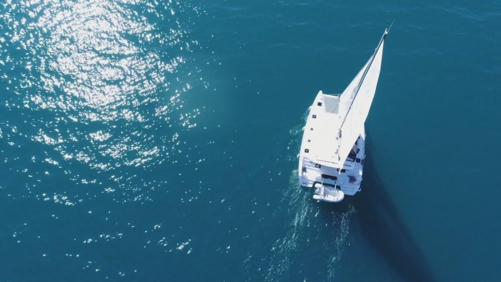 Rental yacht Croatia - Lagoon Lagoon 40 - 4 + 2 cab  on SamBoat