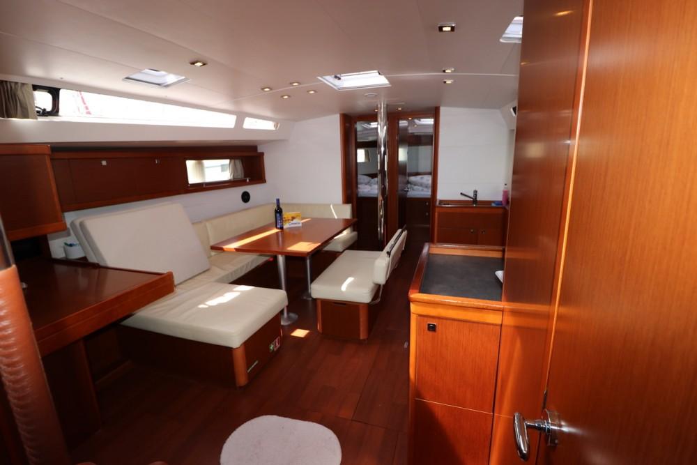 Boat rental Croatia cheap Oceanis 48 - 5 cab.