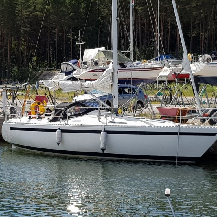 Rental yacht Stockholm - Comfort Comfort 32 on SamBoat