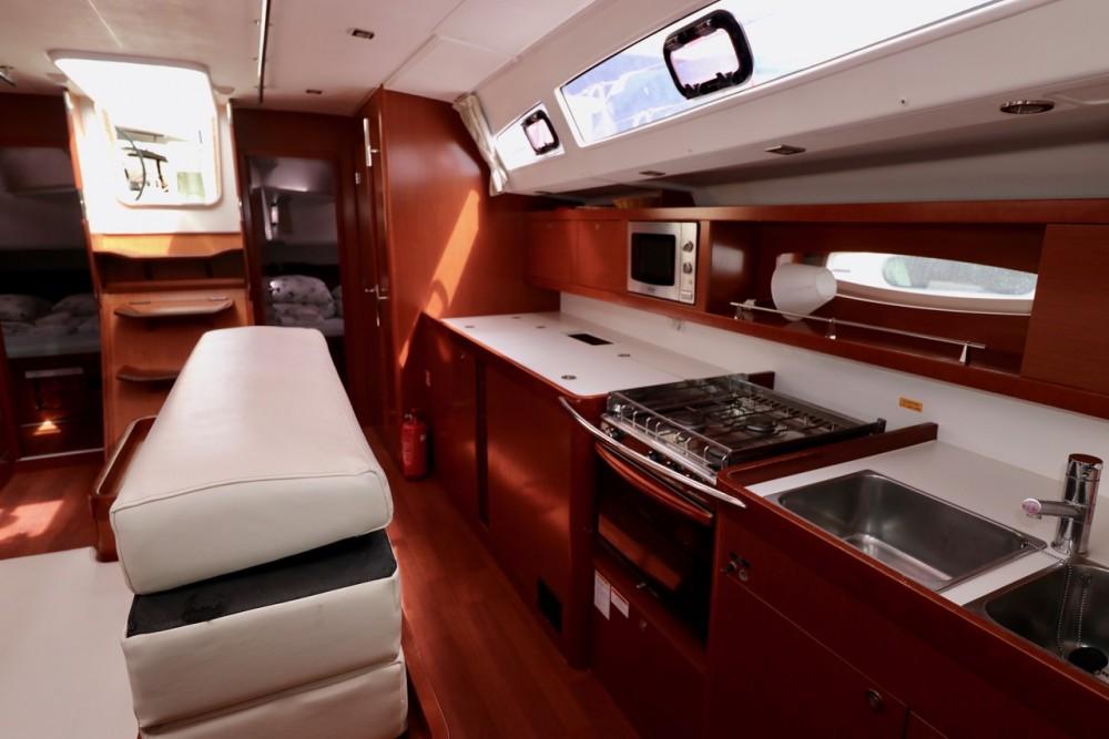 Rental yacht Croacia - Bénéteau Oceanis 50.5 on SamBoat