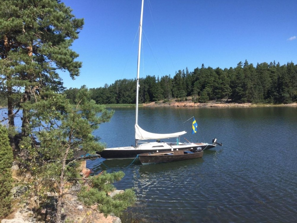 Sailboat for rent Stockholm at the best price