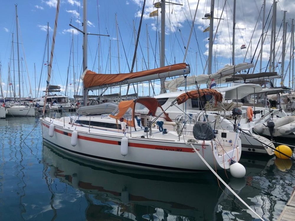 Rental yacht Croatia - Salona Salona 38 on SamBoat