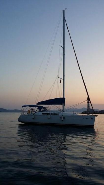 Rental yacht Gürece - Bénéteau Cyclades 43 on SamBoat