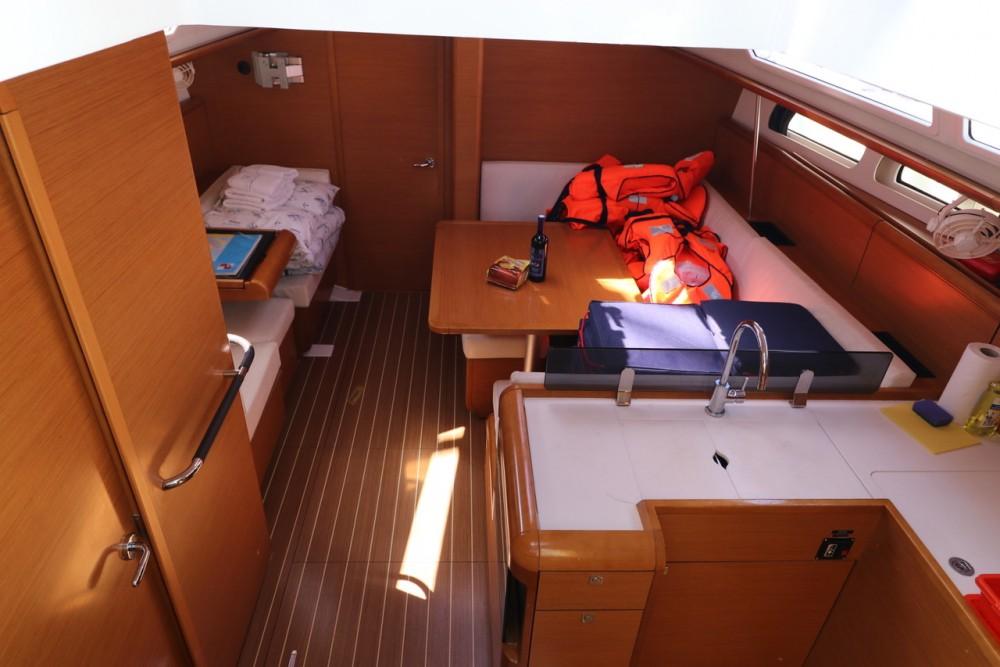 Rent a Jeanneau Sun Odyssey 409 Performance Croatie