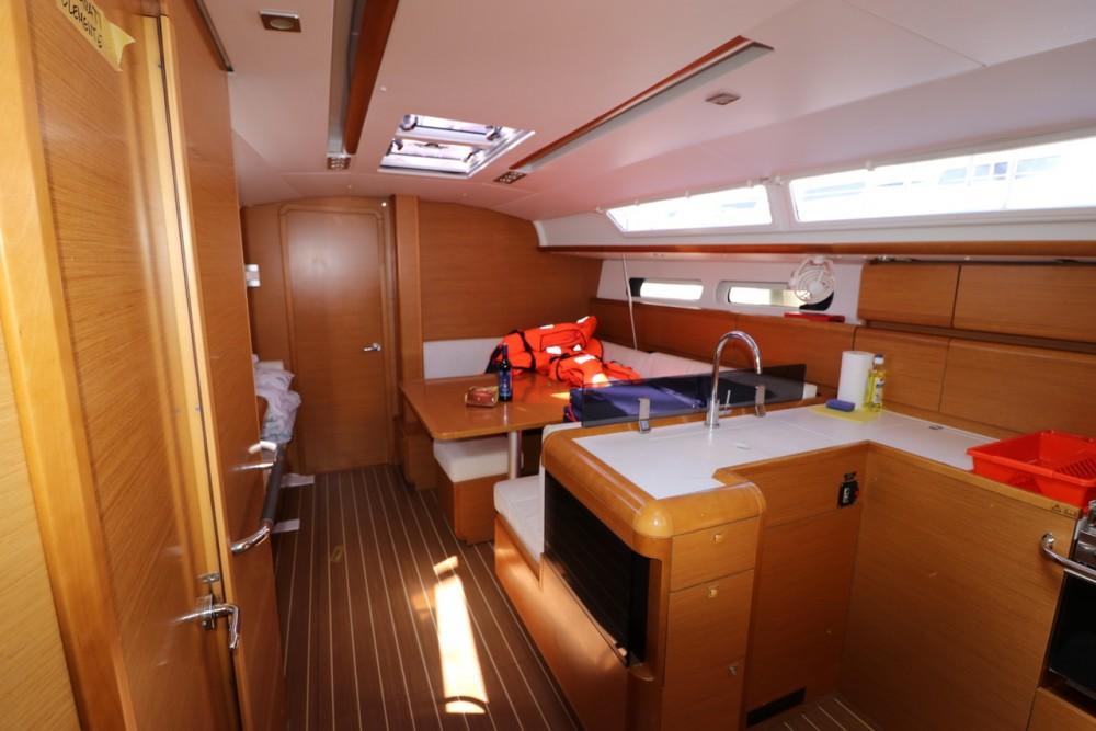 Rental yacht Croatie - Jeanneau Sun Odyssey 409 Performance on SamBoat