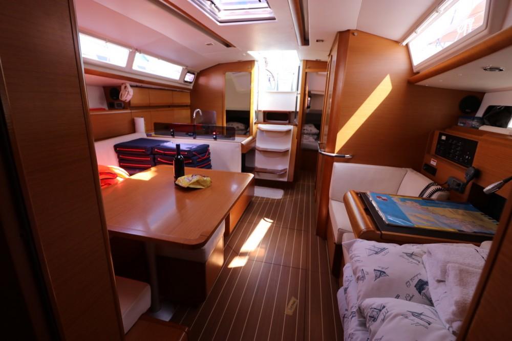 Boat rental Croatie cheap Sun Odyssey 409 Performance