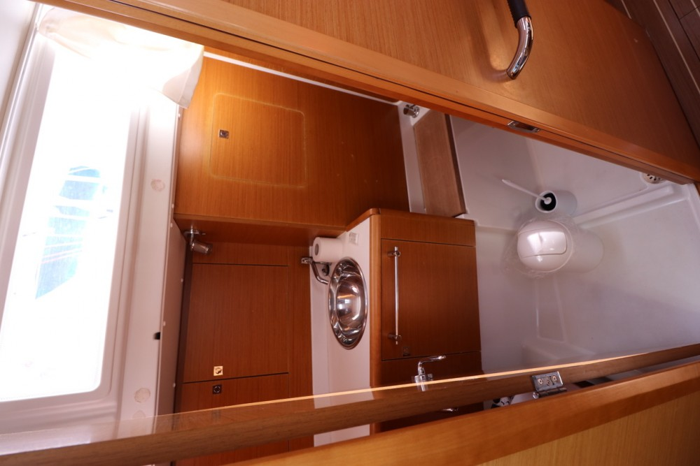 Jeanneau Sun Odyssey 409 Performance between personal and professional Croatie