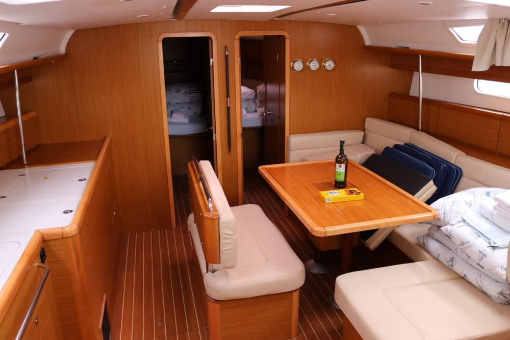 Boat rental Jeanneau Sun Odyssey 49i in Marina Kaštela on Samboat
