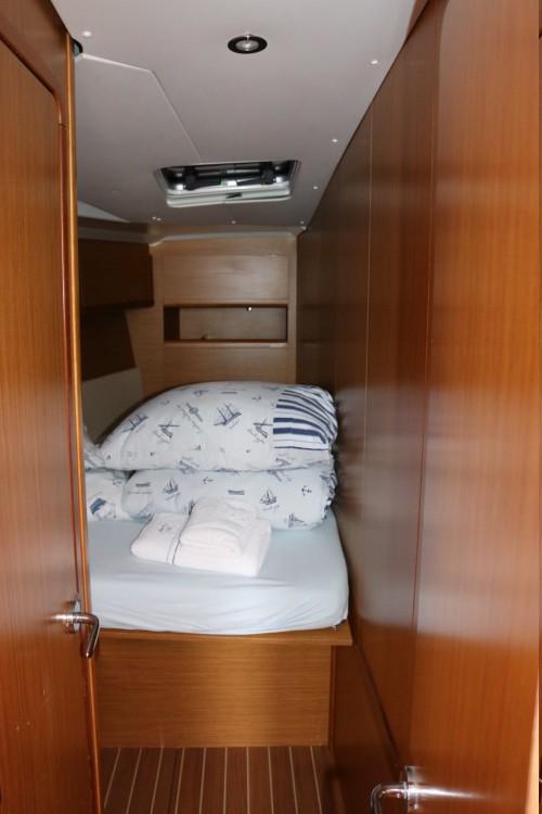 Rental Sailboat in Marina Kaštela - Jeanneau Sun Odyssey 49i