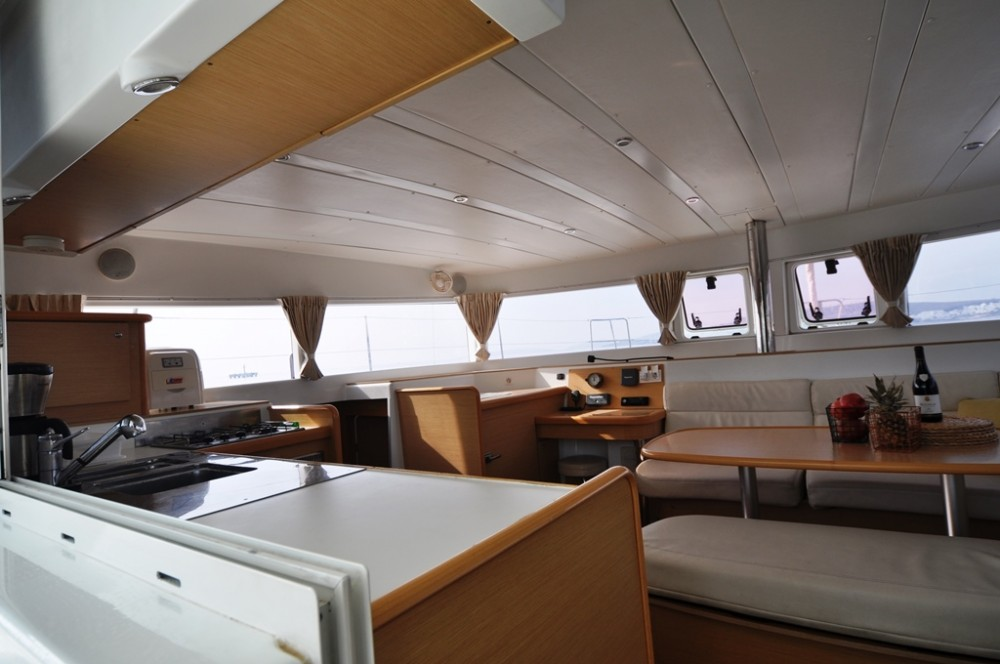 Hire Catamaran with or without skipper Lagoon Safir Sitesi