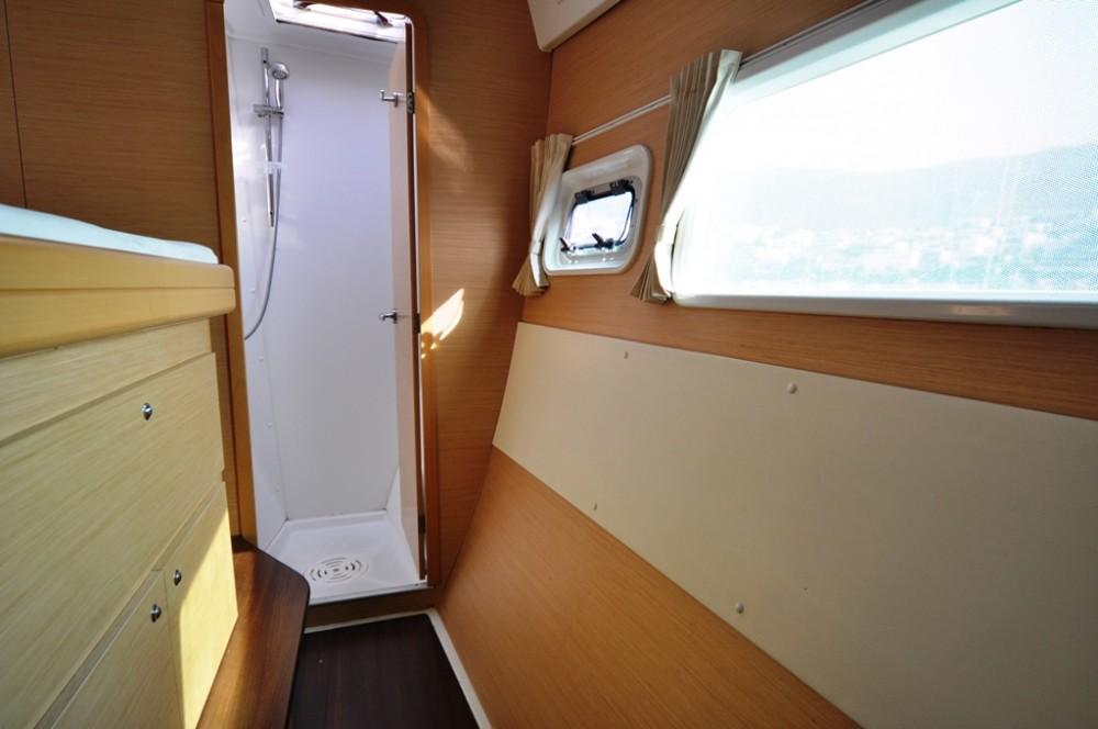 Catamaran for rent Safir Sitesi at the best price