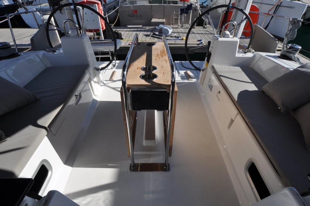 Boat rental Gürece cheap Oceanis 41.1