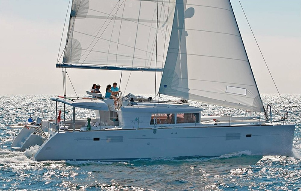 Rental yacht Fethiye - Lagoon Lagoon 450 on SamBoat
