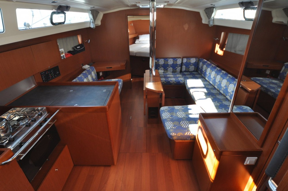 Sailboat for rent Gürece at the best price