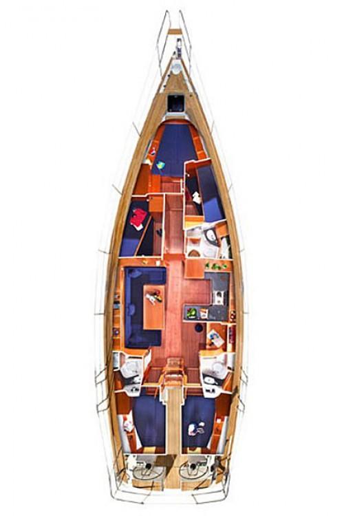 Boat rental Bavaria Cruiser 51 in Korfu on Samboat