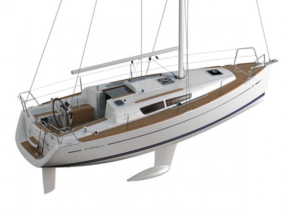 Rental yacht Korfu - Jeanneau Sun Odyssey 33i on SamBoat