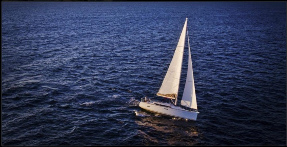 Rental Sailboat in Corfu - Jeanneau Sun Odyssey 389