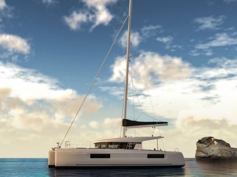 Rental yacht Croatia - Lagoon Lagoon 40 (4 cab) on SamBoat