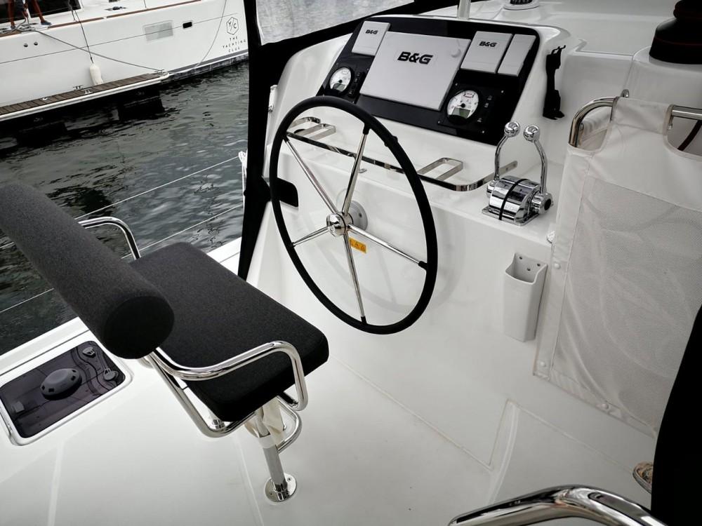 Rent a Lagoon Lagoon 42 Croatia