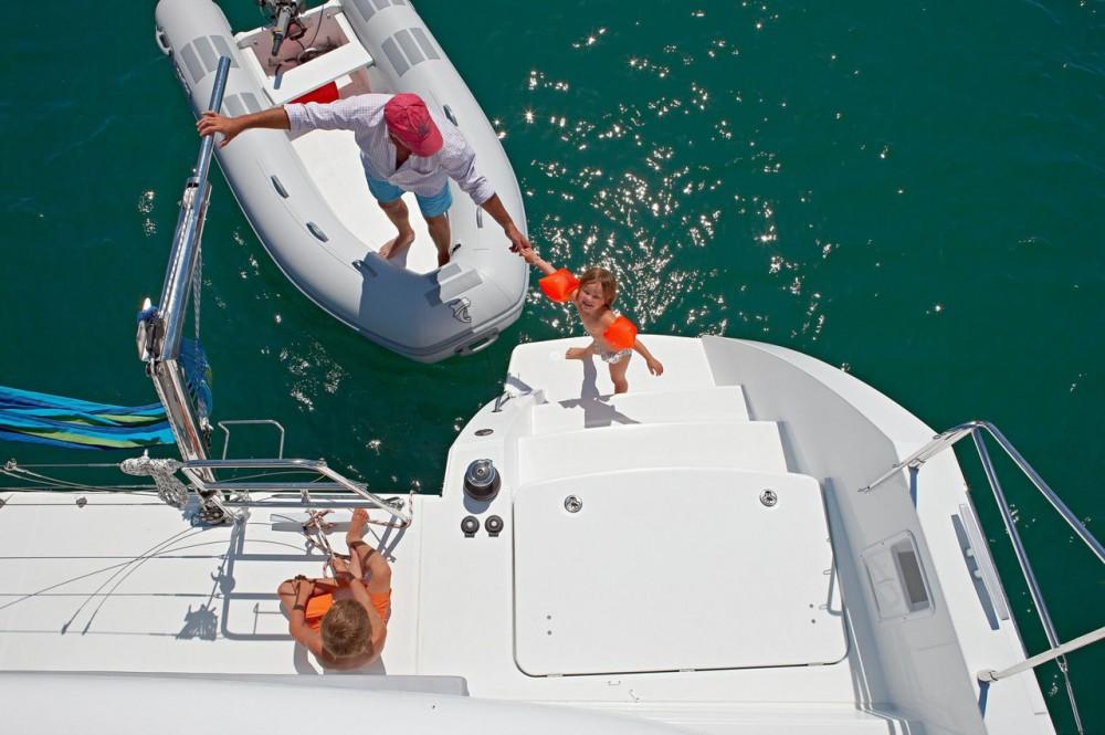 Rental yacht Croatie - Lagoon Lagoon 450 F - 4 + 2 cab. on SamBoat
