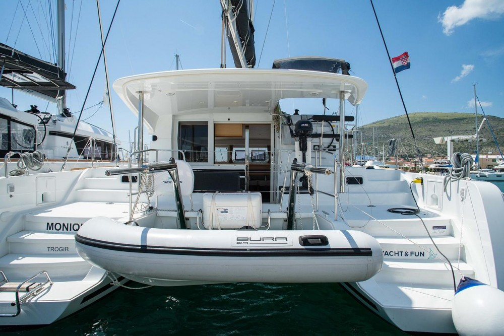 Rental yacht Seget Donji - Lagoon Lagoon 39 on SamBoat