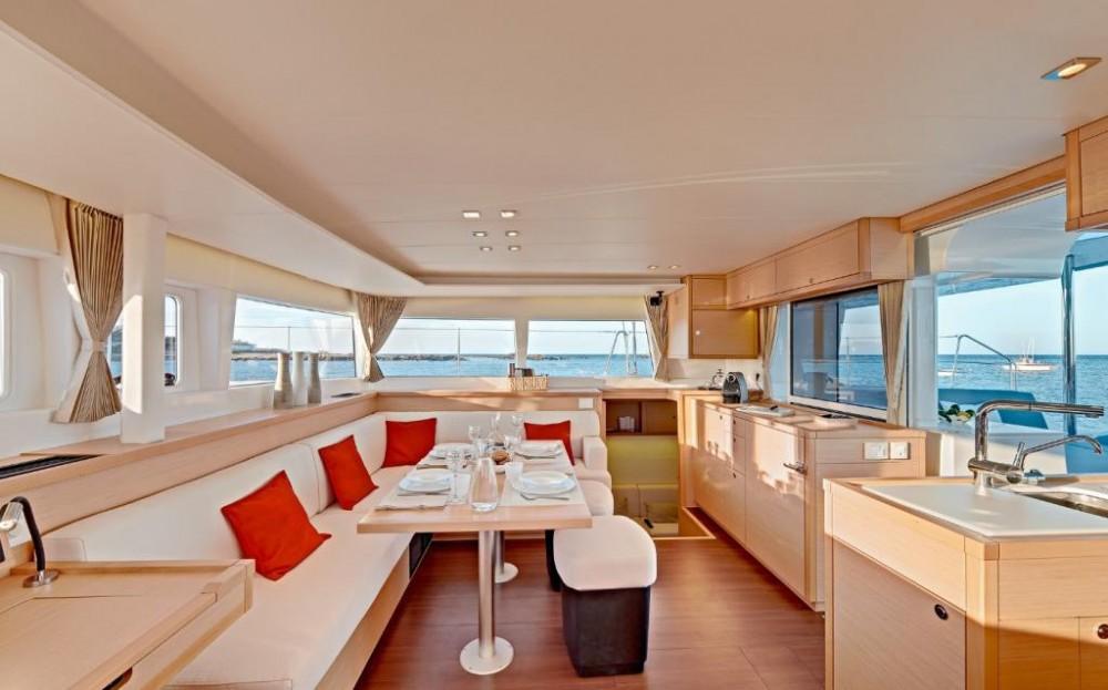 Rental yacht  - Lagoon Lagoon 450 - 4 + 1 cab. on SamBoat