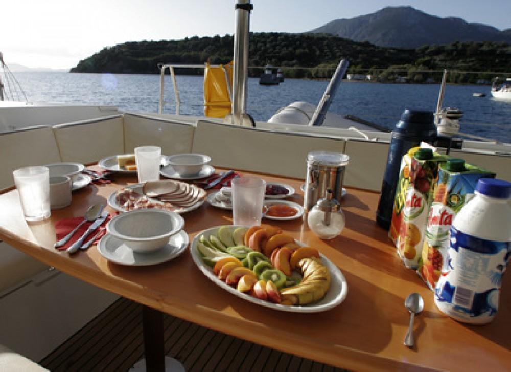 Rent a Lagoon Lagoon 500 Peloponnese