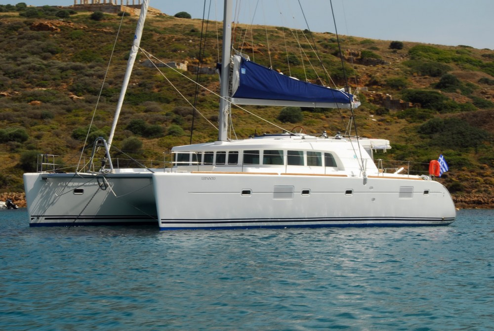 Boat rental Lagoon Lagoon 500 in Peloponnese on Samboat