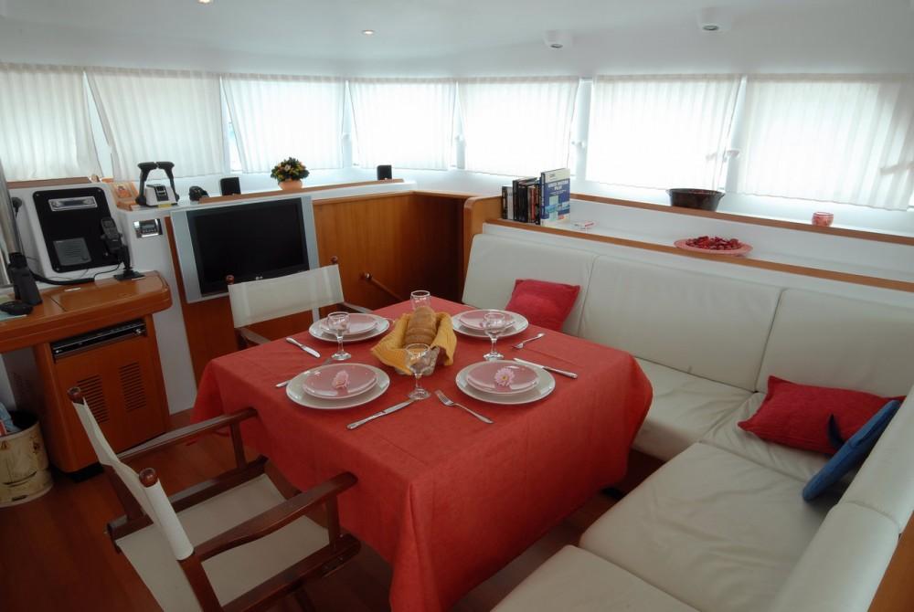 Rental Catamaran in Peloponnese - Lagoon Lagoon 500