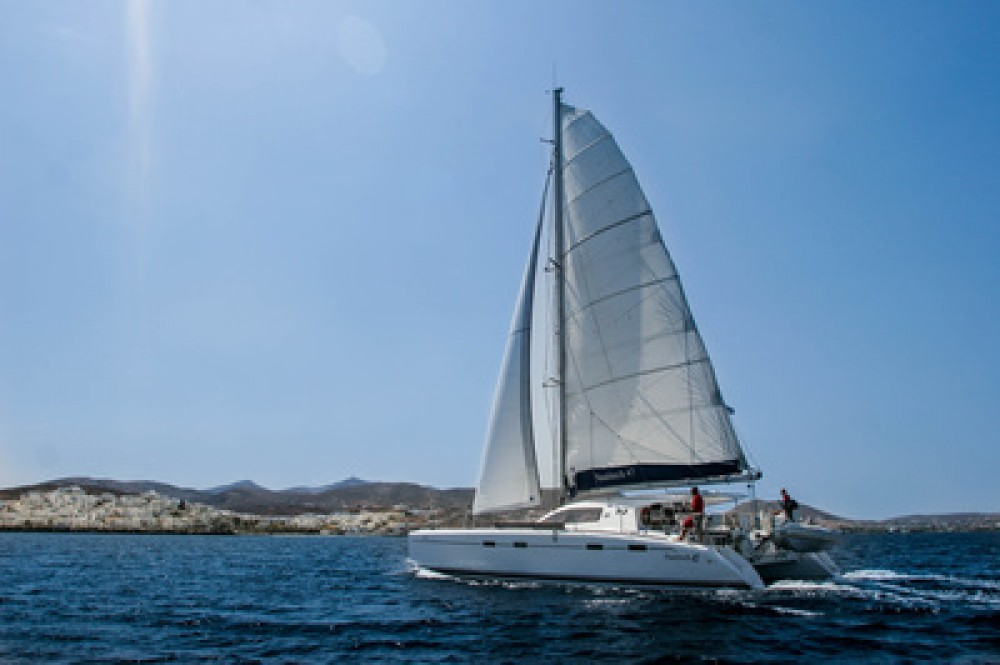 Rental yacht Peloponnese - Nautitech Nautitech 47 on SamBoat