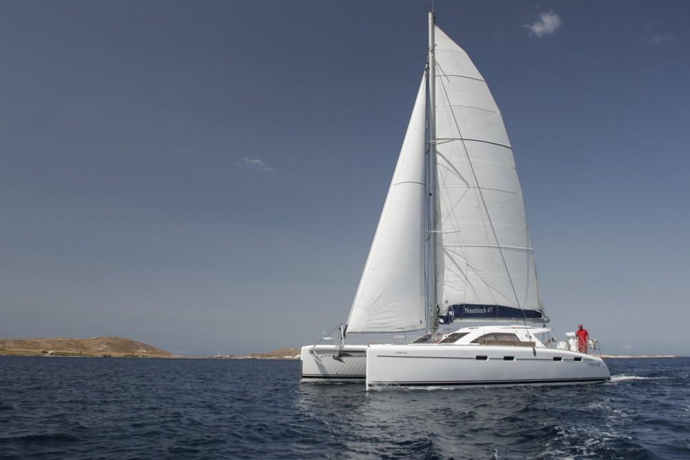 Rent a Nautitech Nautitech 47 Peloponnese