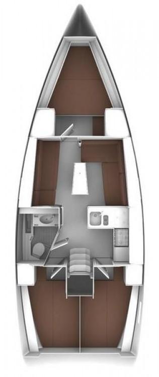 Rent a Bavaria Cruiser 37 Split
