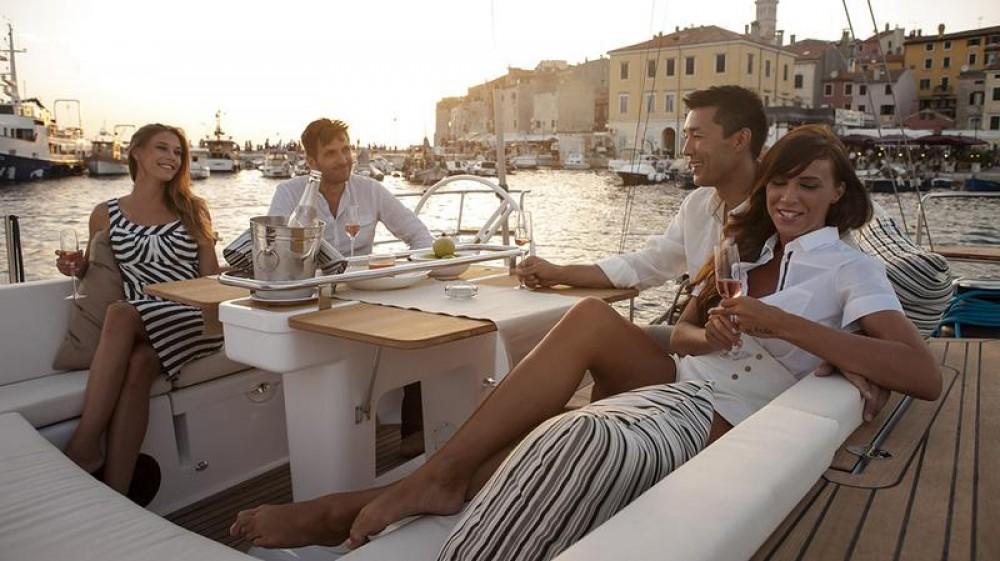 Rental Sailboat in Split - Elan Elan 49