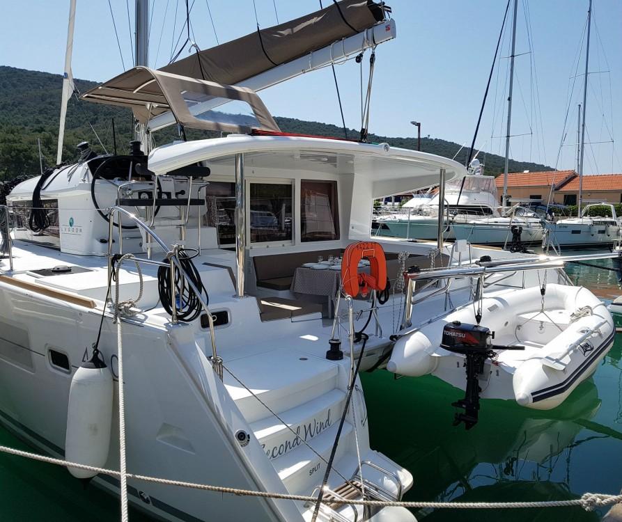 Rental Catamaran in Split - Lagoon Lagoon 400 S2