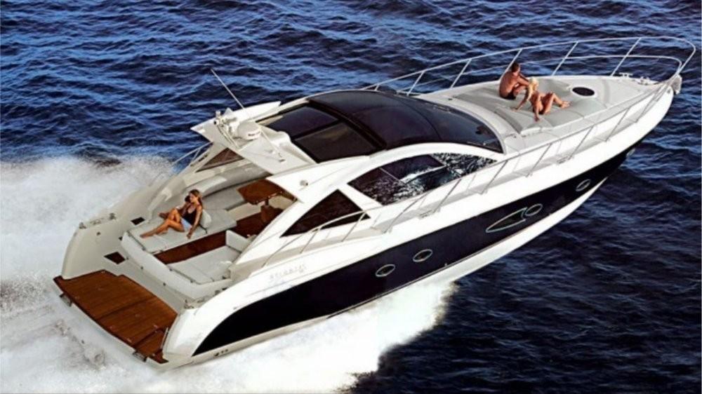 Rental yacht Podstrana - Azimut-Benetti-Yachts Azimut Atlantis 50 on SamBoat