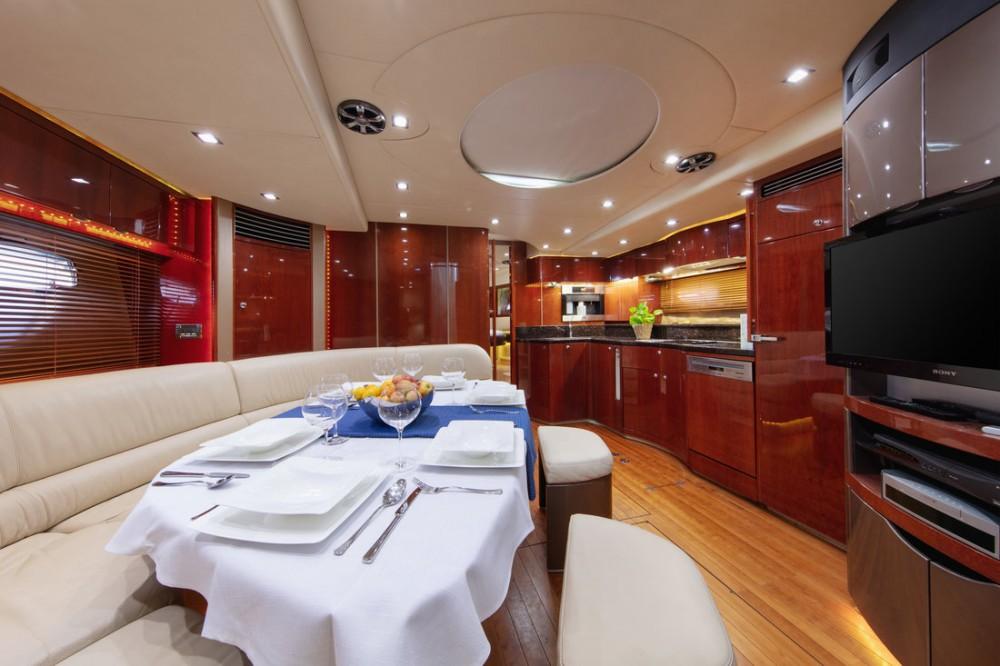 Boat rental Split cheap Fairline Targa 62 GT - 3 + 1 cab.