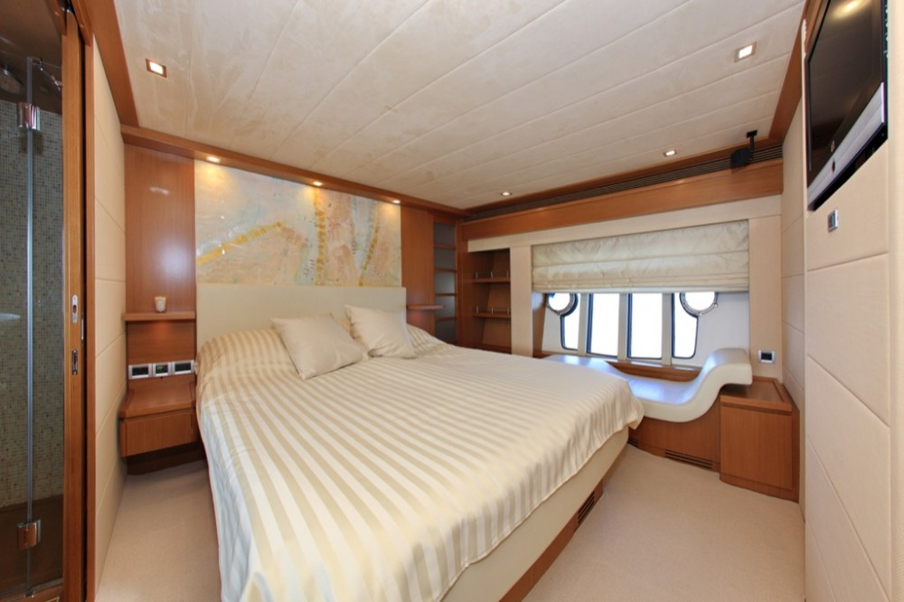 Yacht for rent Grad Zadar at the best price