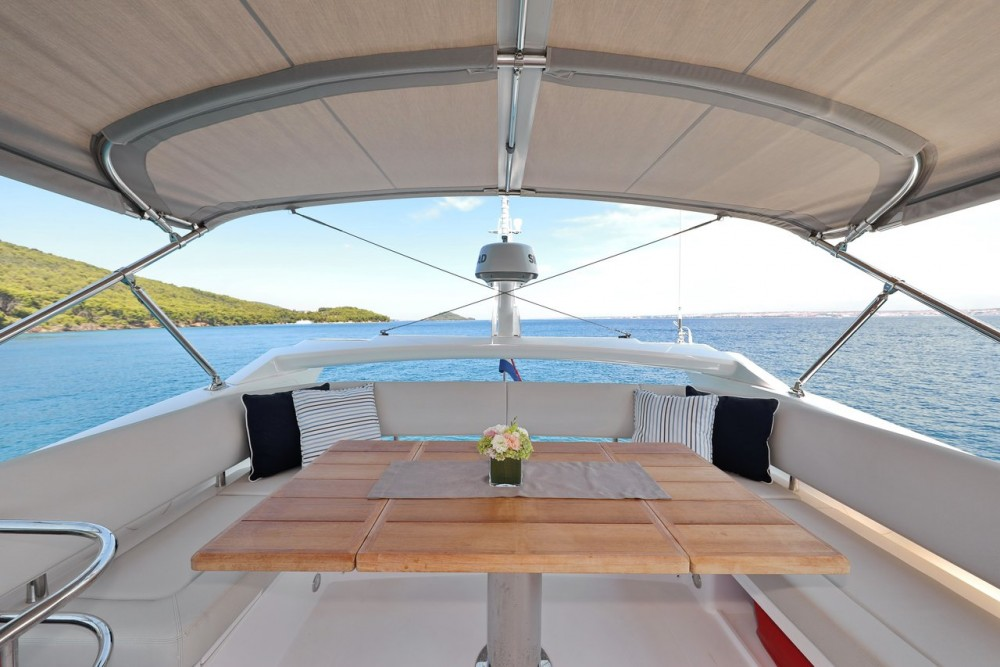 Hire Motor boat with or without skipper Sunseeker-International Croatia