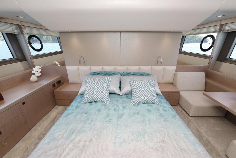 Boat rental Croatia cheap Sunseeker Manhattan 52