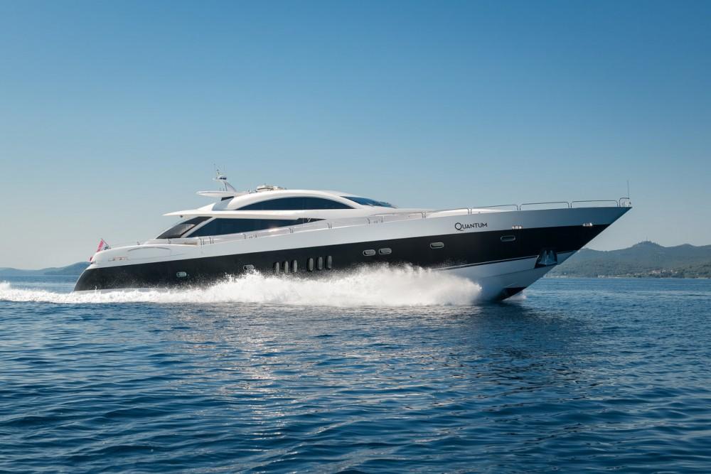 Rental yacht Grad Zadar - Sunseeker Sunseeker Predator 108 on SamBoat