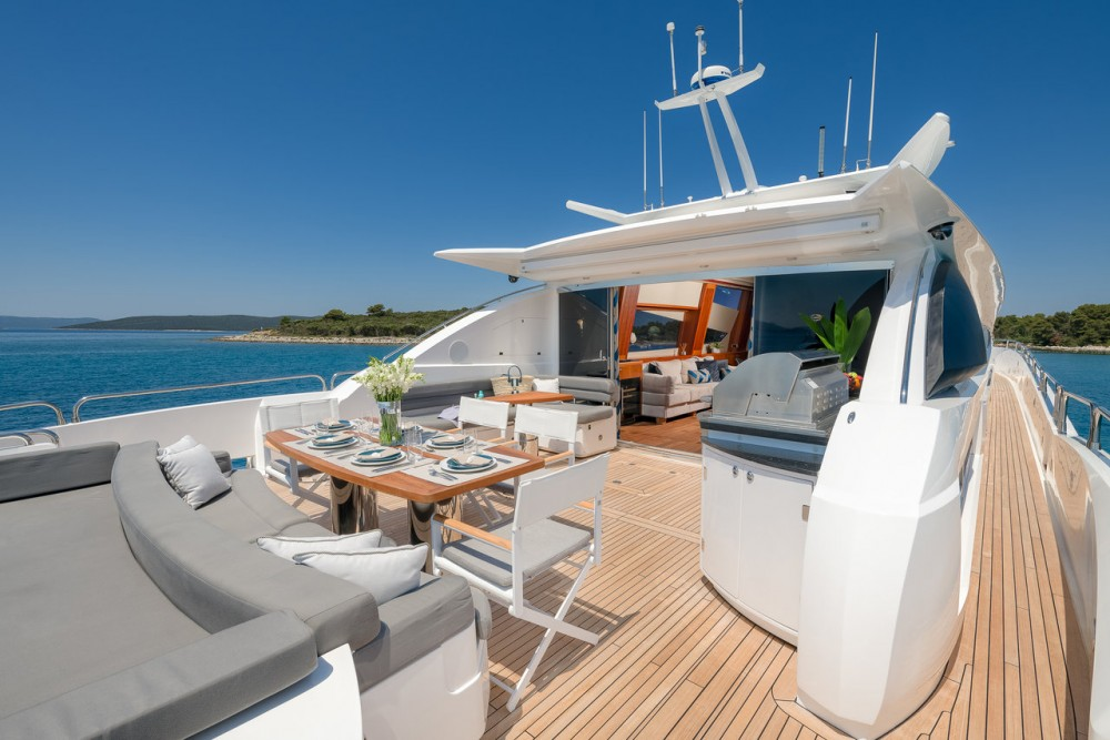 Yacht for rent Zadar at the best price