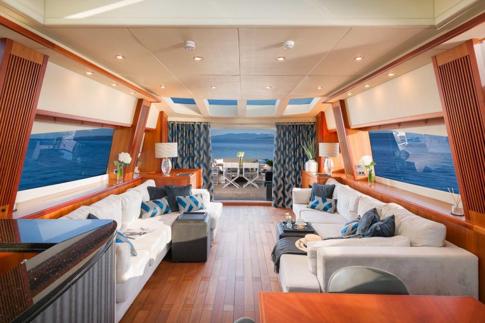 Rental Yacht in Grad Zadar - Sunseeker Sunseeker Predator 108