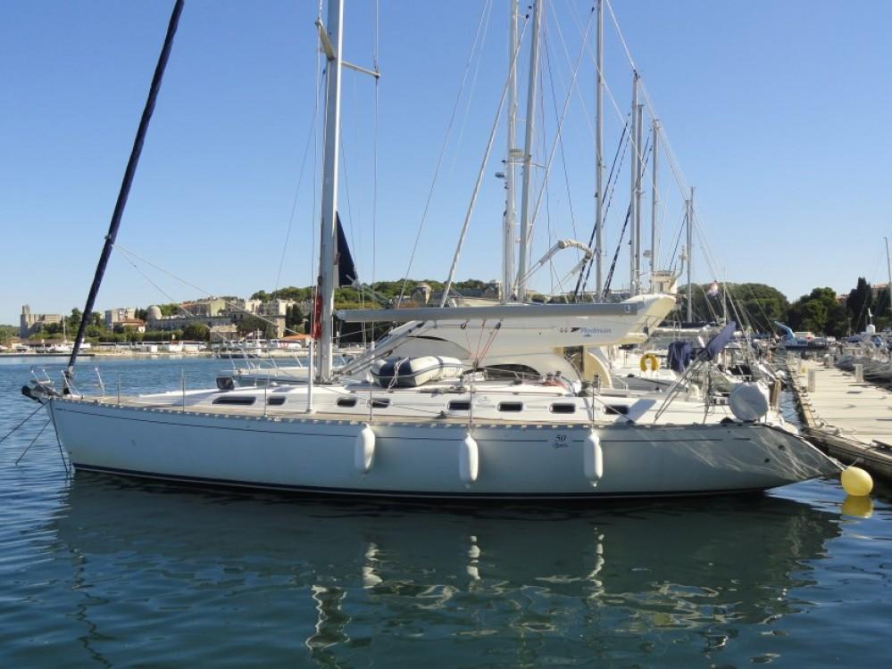 Rental Sailboat in Grad Pula - Dufour Dufour 50 Classic