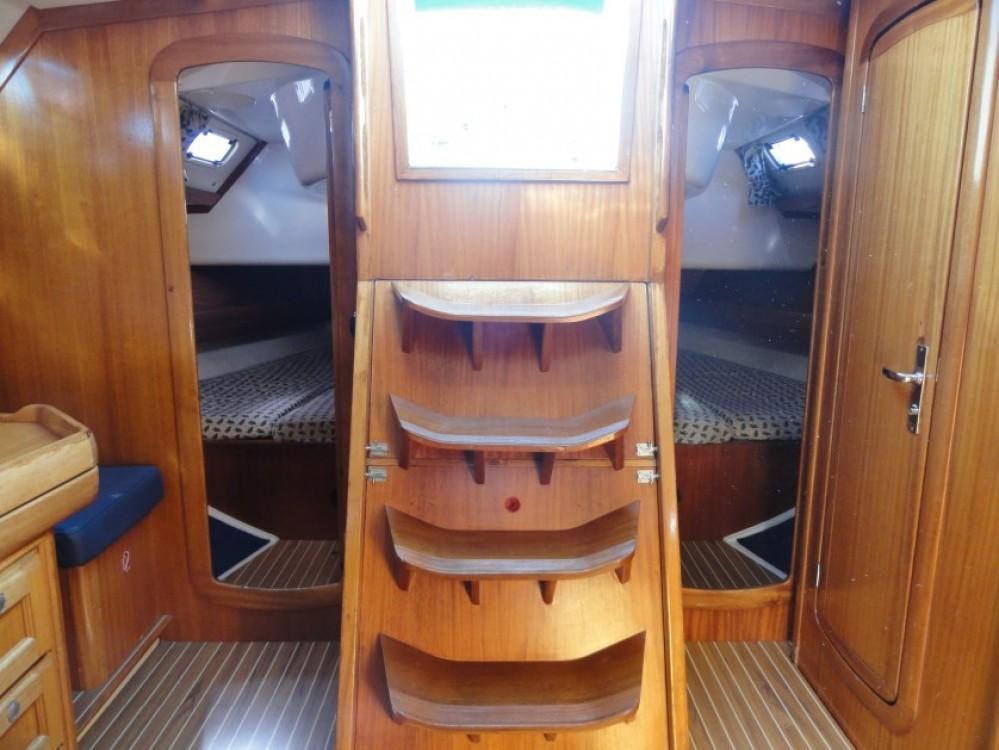 Rental yacht Grad Pula - Dufour Dufour 50 Classic on SamBoat