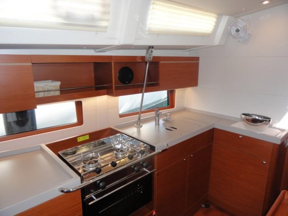 Boat rental Pula cheap Oceanis 46.1